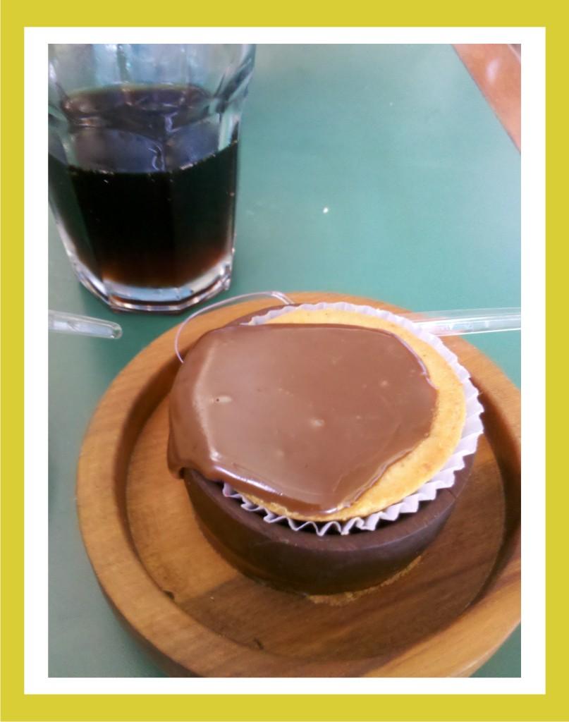 Culpada, Confesso - Empada Brasil - Empada aberta de chocolate
