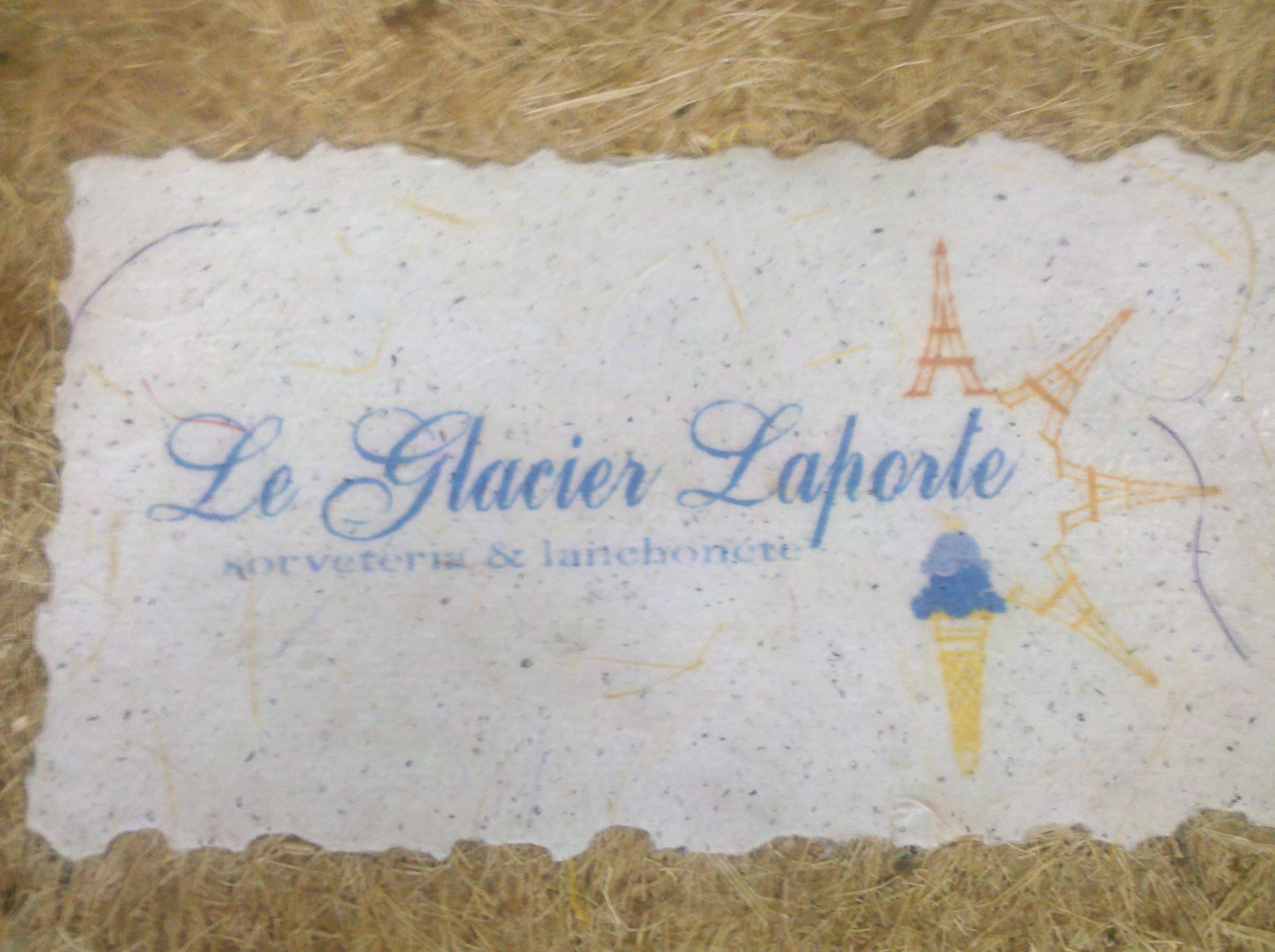 Culpada, Confesso - Le Glacier Laporte