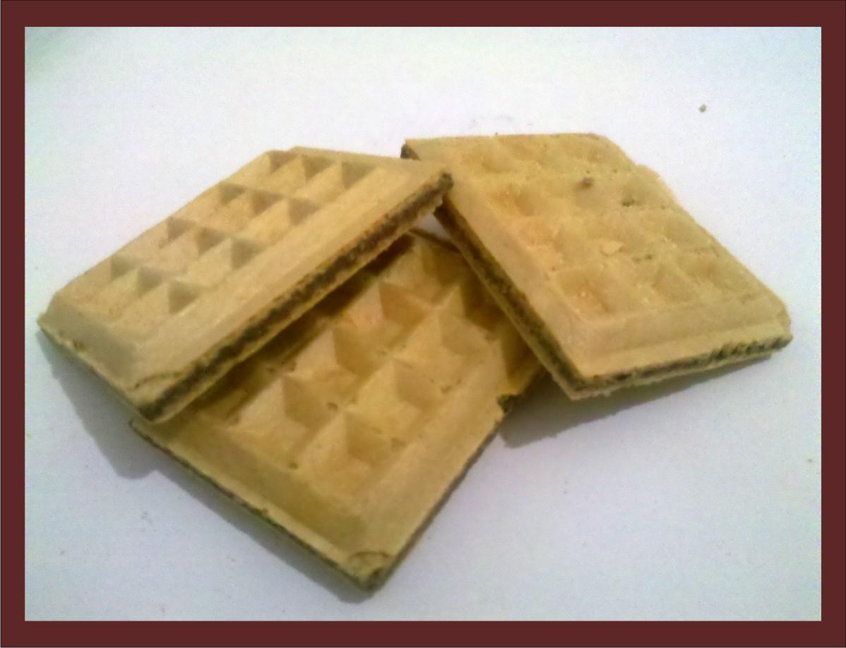 Culpada, Confesso - Piraquê - Biscoitos